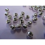 Metal Beads Silver