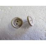 Earrings Button