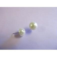 Earrings Faux Pearl