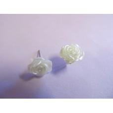 Earrings Rose